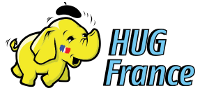 Hadoop User Group France Logo HUG